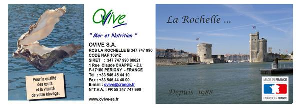 Ovive SA La Rochelle