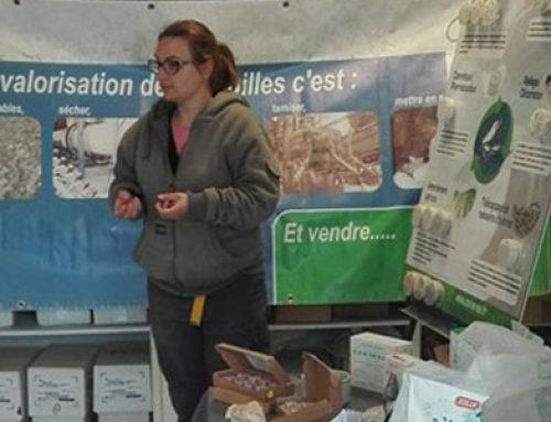 [France Bleu] Ne jetez pas vos coquilles d'huîtres, elles se recyclent